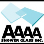 AAAA Shower Glass